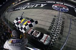 Ryan Blaney takes the win
