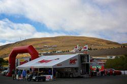 Pirelli World Challenge Inspection Station