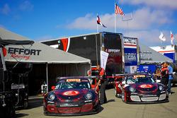 EFFORT Racing Porsche GT3Rs