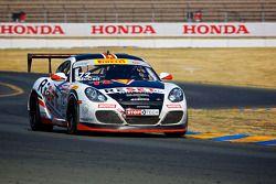 #72 GTSport Racing Porsche Cayman S: Buz McCall