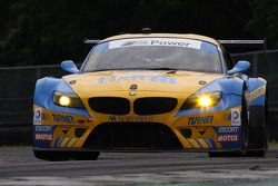 #94 Turner Motorsport BMW Z4: Dane Cameron Paul Dalla Lana, Markus Palttala
