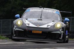 #27 Dempsey Racing Porsche 911 GT Amerika: Patrick Dempsey & Andrew Davis