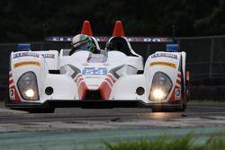 #54 CORE autosport ORECA FLM09: Jonathan Bennett & Colin Braun
