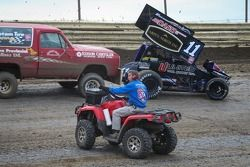 World of Outlaws - Officiel sur le circuit