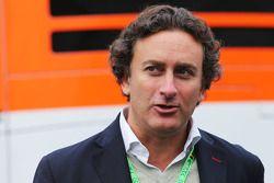 أليخاندرو عجاج، المدير التنفيذي للفورمولا إي