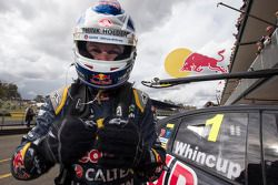 Pole sahibi Jamie Whincup, Red Bull Holden