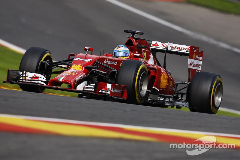 Fernando Alonso -29 grandes prêmios