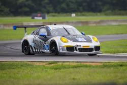 #81 GB Autosport Porsche 911 GT America: Michael Lewis, Damien Faulkner