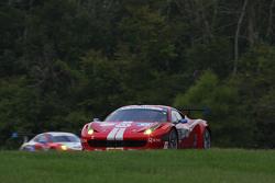 #63 Scuderia Corsa Ferrari 458 Italia: Alessandro Balzan & Jeff Westphal