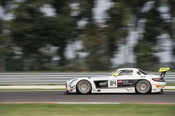 #84 HTP Motorsport 梅赛德斯 SLS AMG GT3: 马克西米利安·格策, 尼科·韦尔东克