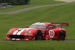 #91 SRT Motorsports 蝰蛇: 多米尼克·法恩巴赫, 马克·古森斯