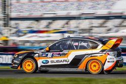 #81 Subaru ABD Ralli Takımı Subaru WRX STi: Bucky Lasek