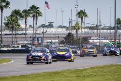 Largada: #31 Olsbergs MSE Ford Fiesta ST: Joni Wiman lidera grid