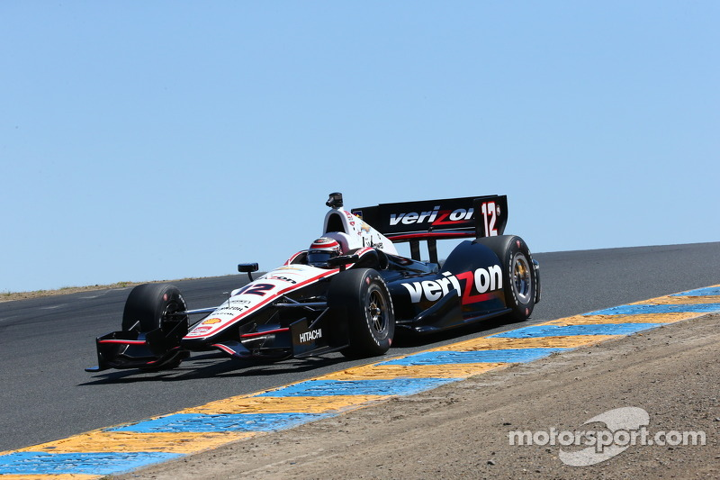 2014: Will Power, Penske