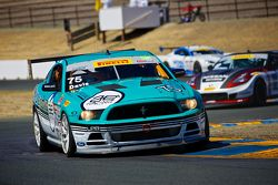 #75 Always Evolving Racing Ford Mustang Boss 302S: Erik Davis