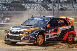 #81 斯巴鲁美国拉力车队 斯巴鲁 WRX STi: 布基·拉塞克