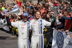3èmes: Andreas Mikkelsen, Ola Floene
