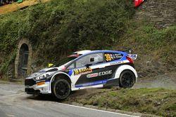 Julien Maurin y Nicolas Klinger, Ford Fiesta R5
