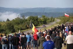 Jaroslav Melicharek y Erik Melicharek, Ford Fiesta WRC