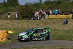 Yurii Protasov en Pavlo Cheperin, Ford Fiesta R5