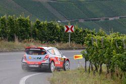 Bryan Bouffier y Xavier Panseri, Hyundai i20 WRC, Hyundai Motorsport