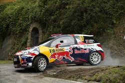 Stephane Lefebvre and Thomas Dubois, Citroen DS3 R3
