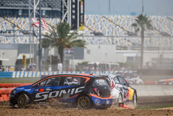 #59 Chevrolet Sonic Racing / PMR Motorsports Chevrolet Sonic: Pat Moro com problemas