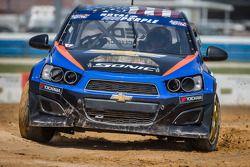 #59 雪佛兰 Sonic Racing / PMR Motorsports 雪佛兰 Sonic: 帕特·莫罗