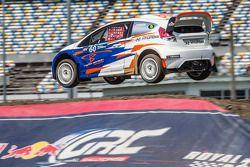 #60 Hyundai / Rhys Millen Racing: Tyler Benson
