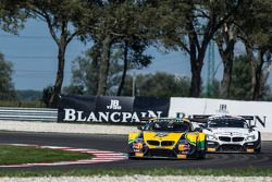 #0 BMW Sports Trophy Team Brasil BMW Z4: Caca Bueno, Sergio Jimenez