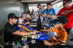 #79 GO PUCK / Nightrain C4 Motorsports: Blake Fuller