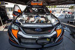 #81 Subaru Rally Team USA Subaru WRX STi