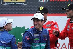 2nd Place #17 Team Falken Tire, Porsche 911 GT3 RSR: Wolf Henzler