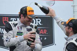3. sıra- #27 Dempsey Racing Porsche 911 GT Amerika: Patrick Dempsey & Andrew Davis