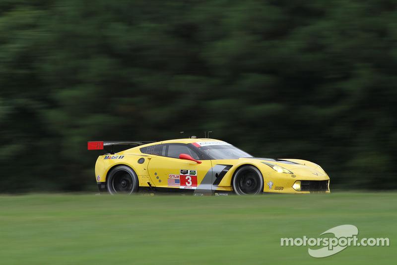#3 Corvette Racing  Chevrolet Corvette C6 ZR1: Jordan Taylor, Antonio Garcia