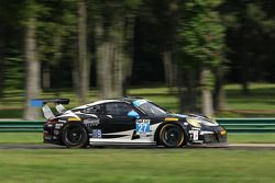 Эндрю Дэвис и Патрик Демпси. Виргиния Интернэшнл Рейсуэй, воскресная гонка GT/GTD.