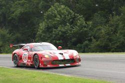 Куно Виттмер и Джонатан Бомарито. Виргиния Интернэшнл Рейсуэй, воскресная гонка GT/GTD.