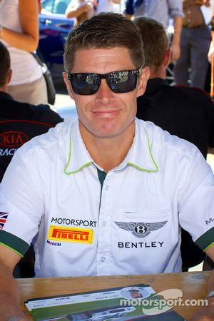Guy Smith from Dyson Racing Team Bentley