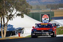 #12 CRP Racing Chevrolet Corvette: Alex Lloyd