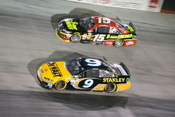 Marcos Ambrose and Clint Bowyer
