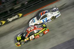 Clint Bowyer and Ricky Stenhouse Jr.