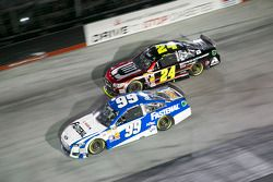 Carl Edwards and Jeff Gordon