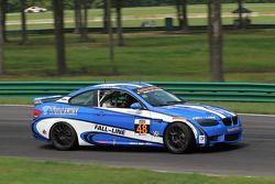 #48 Fall-Line Motorsports BMW M3: Ashley Freiberg, Andrew Longe