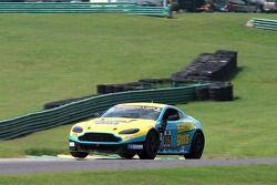 #99 Automatic Racing Aston Martin Vantage: Rob Ecklin, Steve Phillips
