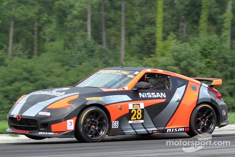 #28 蒂姆·贝尔 Racing 日产 370Z
