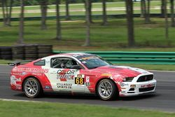#68 Racers Edge Motorsports Ford Mustang 302R:Ricardo Flores, Corey Lewis