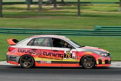 #76 Compass360 Racing Subaru WRX STI: Ray Msaon, Pierre Kleinubing