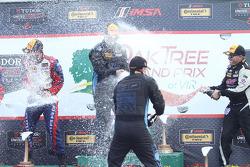 #07 TRG-AMR Aston Martin Vantage: Max Riddle, Kris Wilson