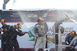 #5 CJ Wilson Racing Maxda MX-5: Stevan McAleer, Chad McCumbee