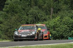 #08 Rebel Rock Racing Porsche Carrera: Kyle Marcelli, Martin Barkey